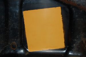 Original Factory Orbit Orange Paint 06